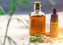 natural relief with CBD products